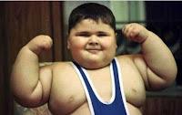 tips badan gemuk