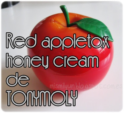 red appletox tonymoly