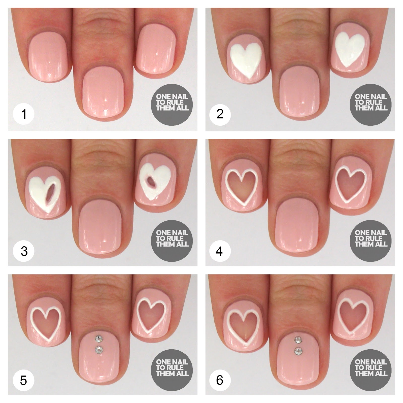 Nail Effect Tutorial Nails Inc Gel Effect