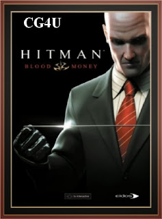 Hitman 4 - Blood Money Cover, Poster