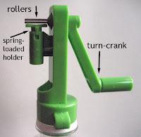 Paper bead roller