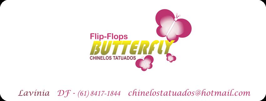 Flip-Flops Butterfly - DF
