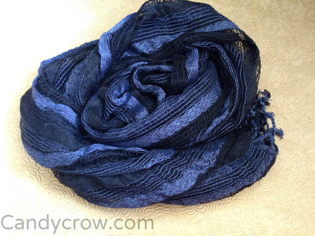 fab bag scarf review