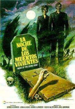 La Noche de los Muertos Vivos en Español Latino