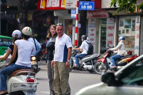 nghệ thuật sang đường ở Việt nam