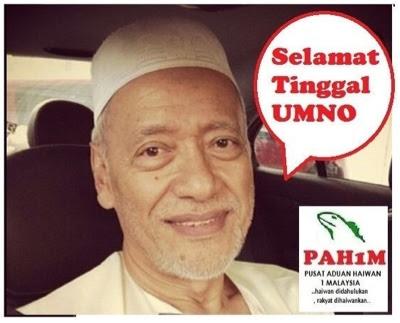 Sah!! BBekas MB Selangor, Muhammad Taib Sertai PAS