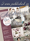 Featured in Artful Blogging Winter 2015