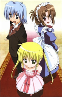 Hayate no Gotoku anime