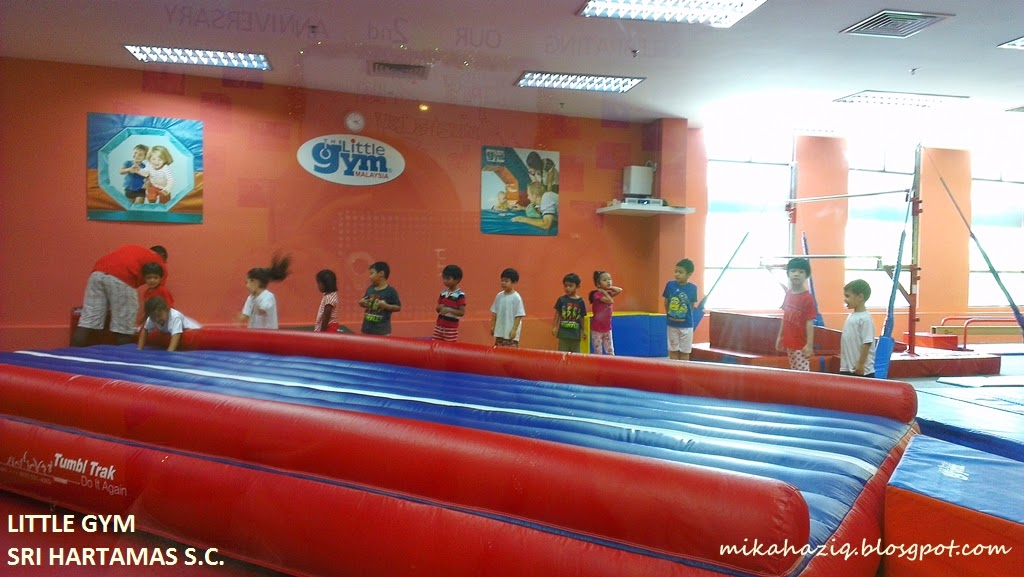 little gym kl