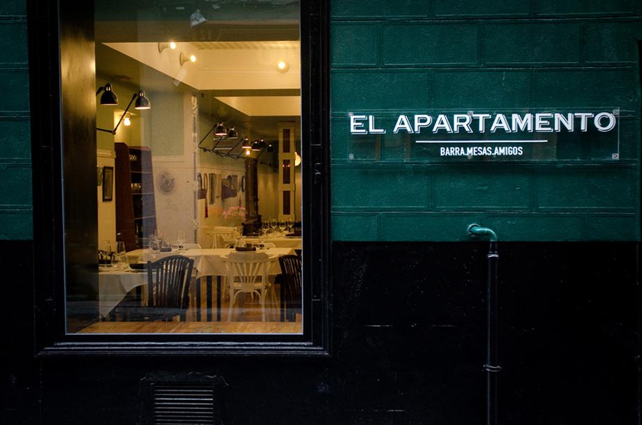 El apartamento - Cortes