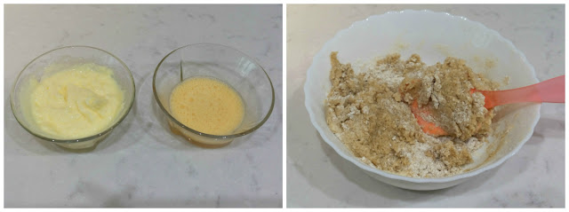 Añadir el huevo y la mantequilla
