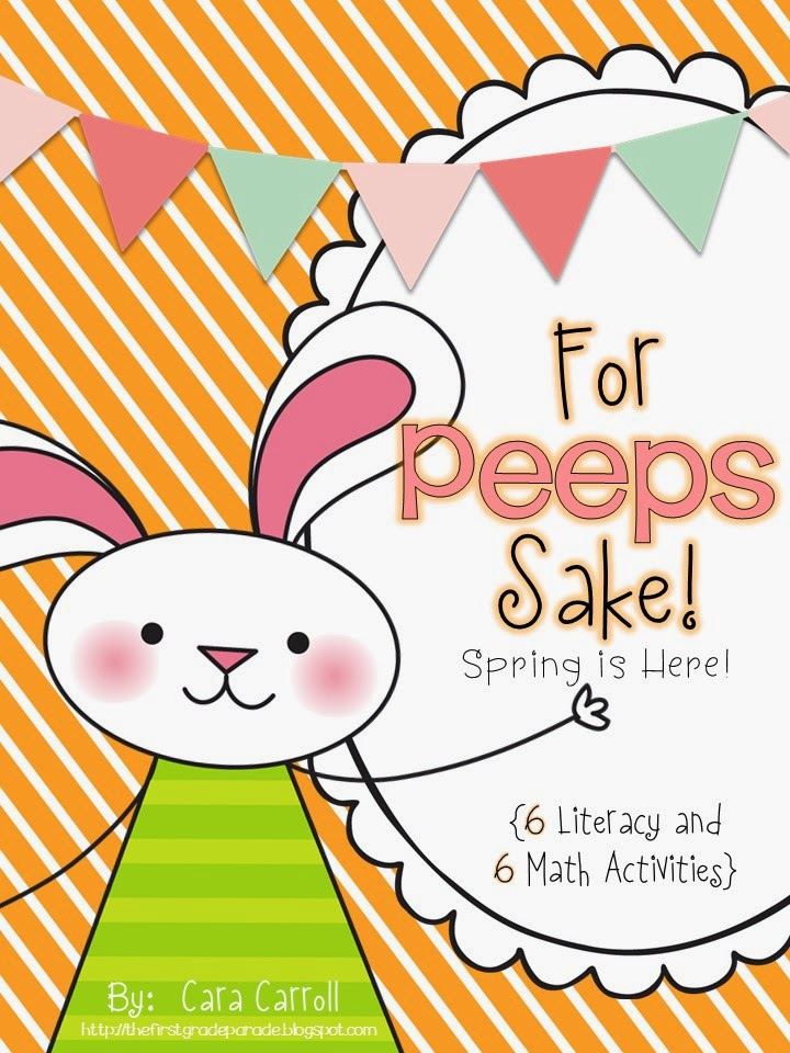 For Peep's Sake! (Math & Literacy Activities)
