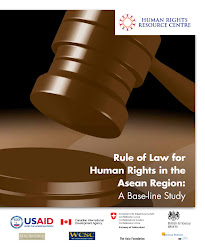 Rule of Law for Human Rights in the ASEAN Region