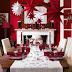 Mesas de Natal - Decoração