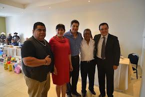 Reconoce Américo Zúñiga trabajo de periodistas