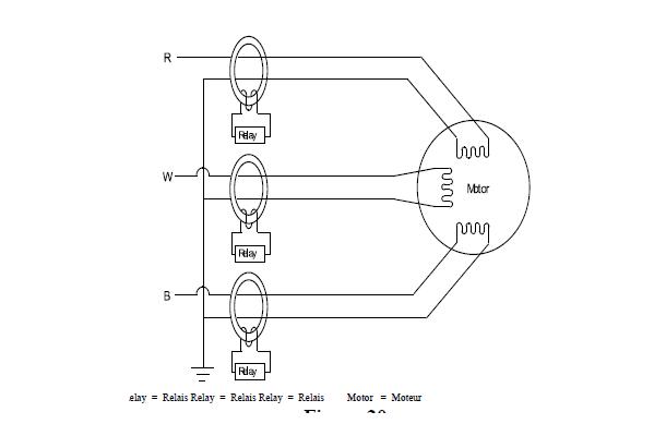 Schema electrique - Schema electrique refrigerateur no frost ...