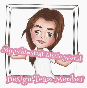 My Whimsical Little World DT