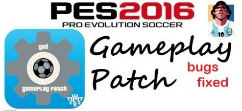 PES 2016 Gameplay Patch dari Maradona V2.1 AIO