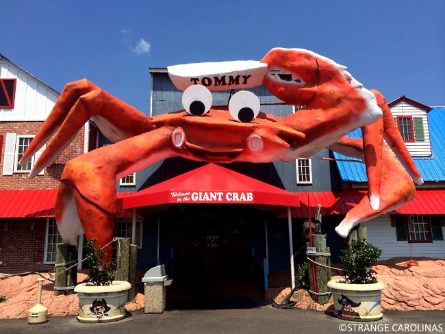 Crab House Myrtle Beach