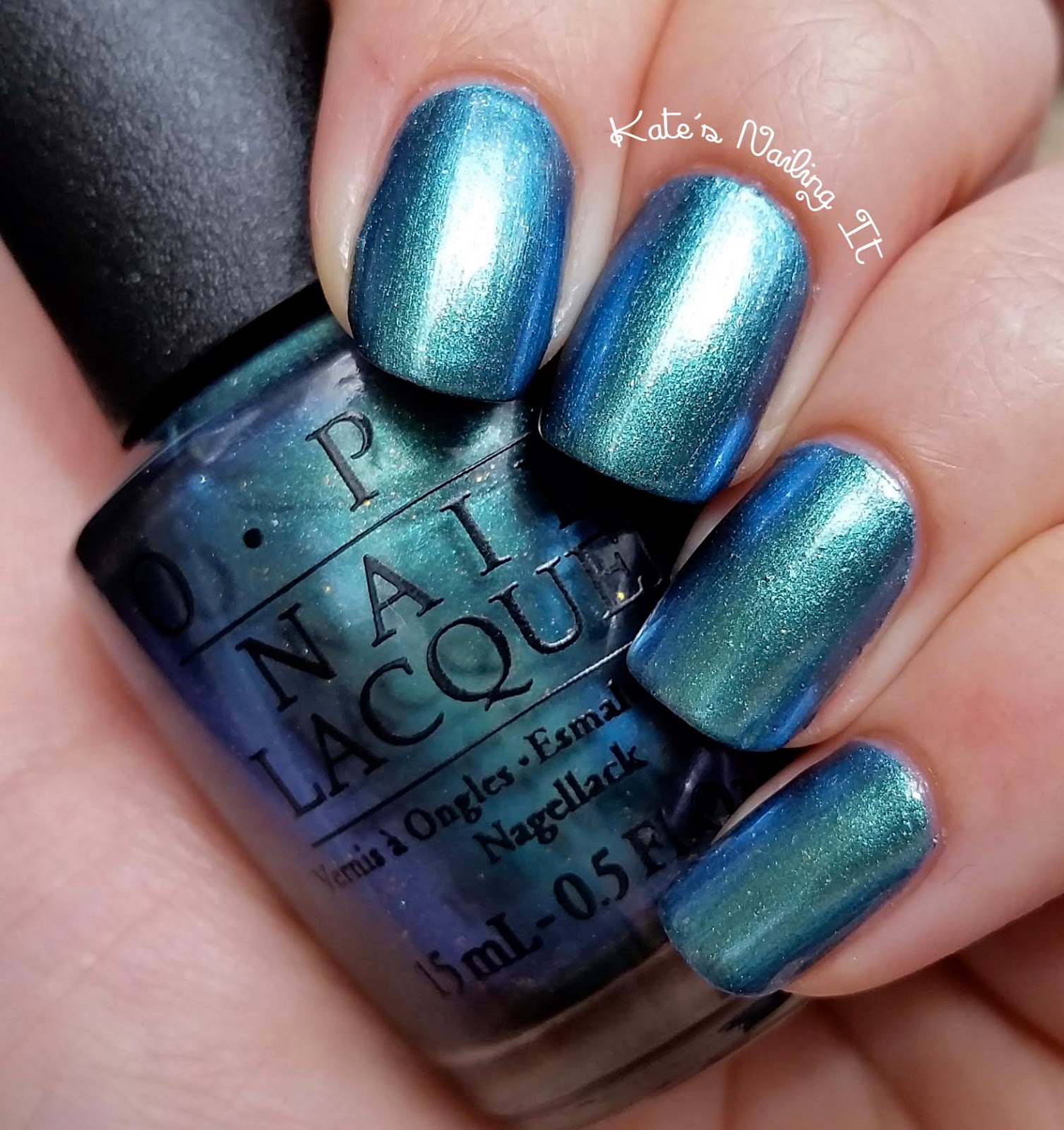 Kate\'s Nailing It: Two colors from OPI\'s Hawaii collection