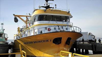Kebohongan Media Soal Penembakan Kapal Rusia ke Kapal Turki