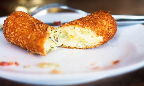 Dutch Edam Cheese Croquette