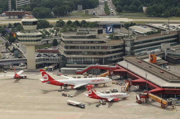 air berlin, tegel, txl, berlin, airplane, aircraft, base, airport, lentokenttä, berliini