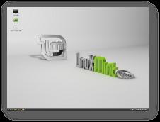 LinuxMint 13 Maya Cinnamon desktop environment