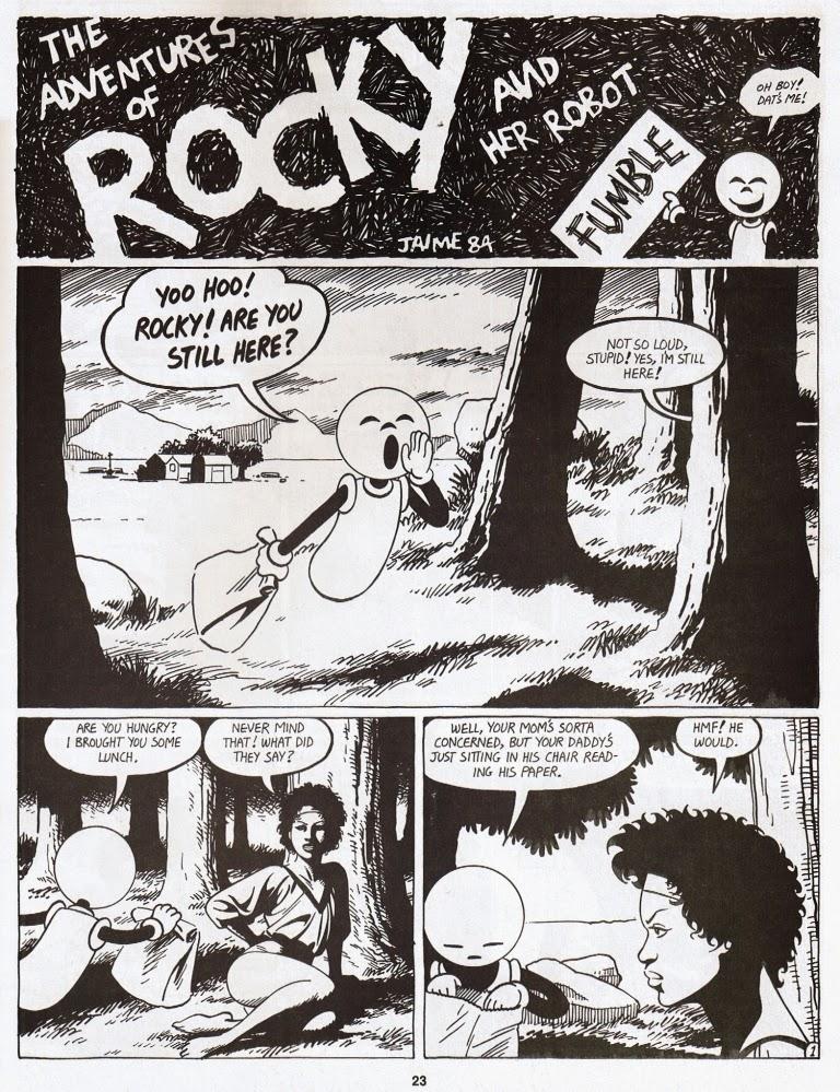 Les comics que vous lisez en ce moment - Page 17 Rocky+and+Fumble+1