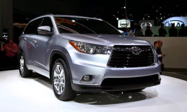 Specifications Toyota Highlander 2014 Comes With Engine Choices Are  Offered, Namely Engine 2.7 Liter 4 Cylinder Dual VVT I System Combined With  The New ...
