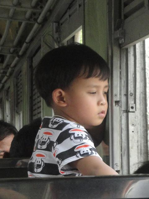 gare hua lamphang, ayutthaya, train, thaïlande