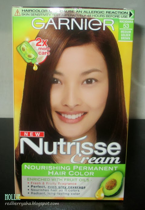 Garnier Nutrisse Hair Color  Light Ash Brown Mochaccino