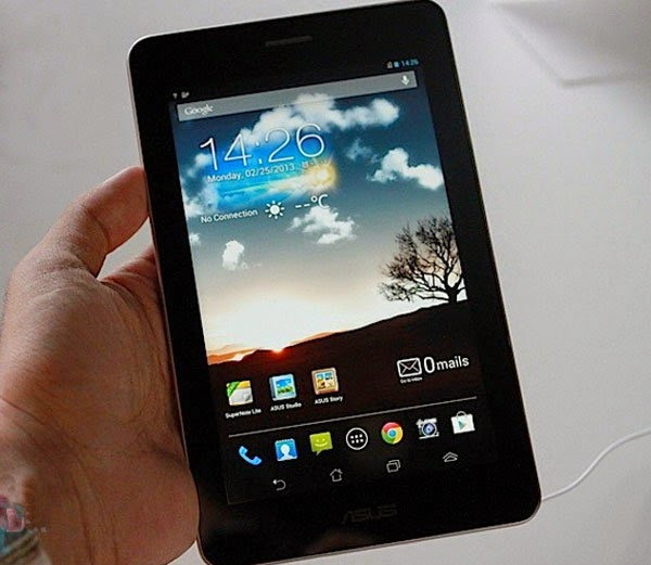 Asus Fonepad 7 Tablet Smartphone price and specifications