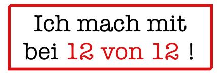 *12 von 12*