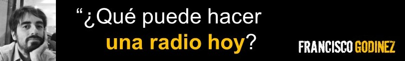 REFLEXIÓN SOBRE LA RADIO