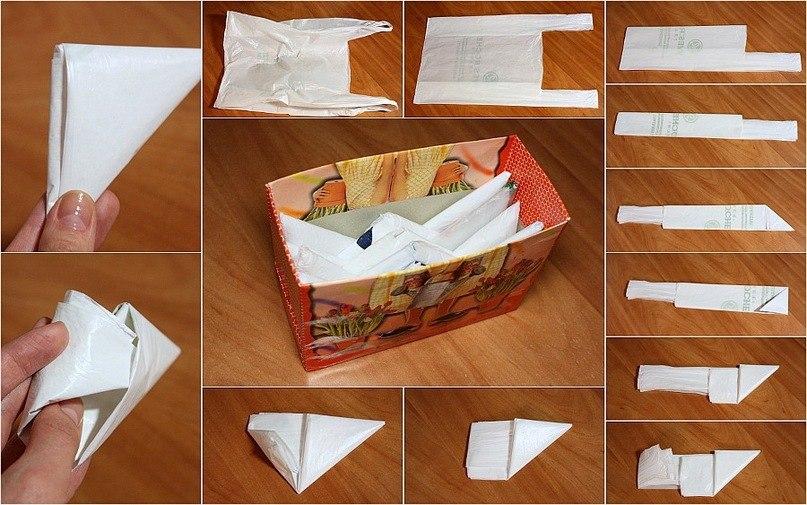 Как сделать из бумаги вещи видео
