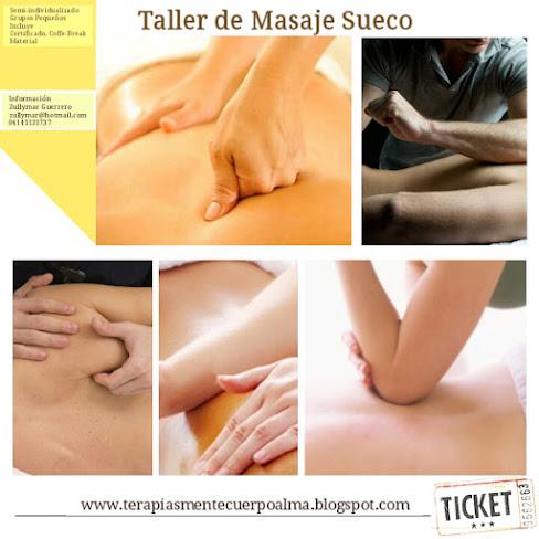 TALLER MASAJE SUECO