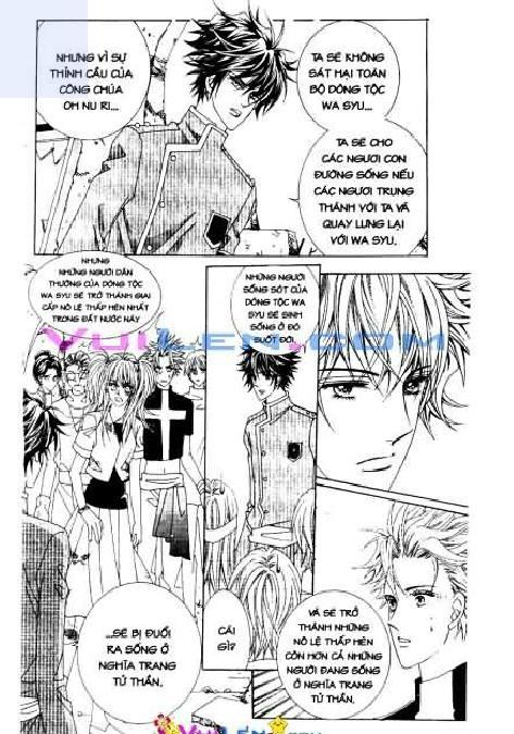 Công chúa của tôi Chapter 8 - Trang 16
