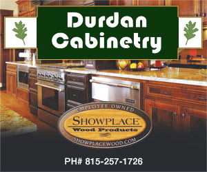 Need A New Kitchen Or Bath?  Contact Durdan Cabinetry.