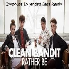 Clean bandit ft jess glynne rather be lyric