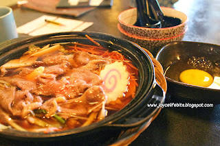 why dip raw egg sukiyaki beef delicious