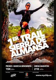 31/03/2019 I TRAIL SIERRA DE ALMANSA