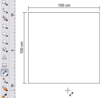 cara membuat desain rumah dengan coreldraw