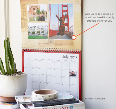 FREE Shutterfly Personalized Calendar – Just Pay Shipping