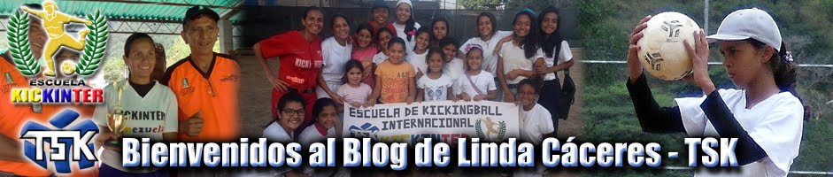 Bienvenidos al Blog de Linda Cáceres