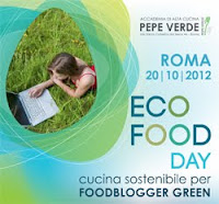 Io sono una ECO FOODBlogger