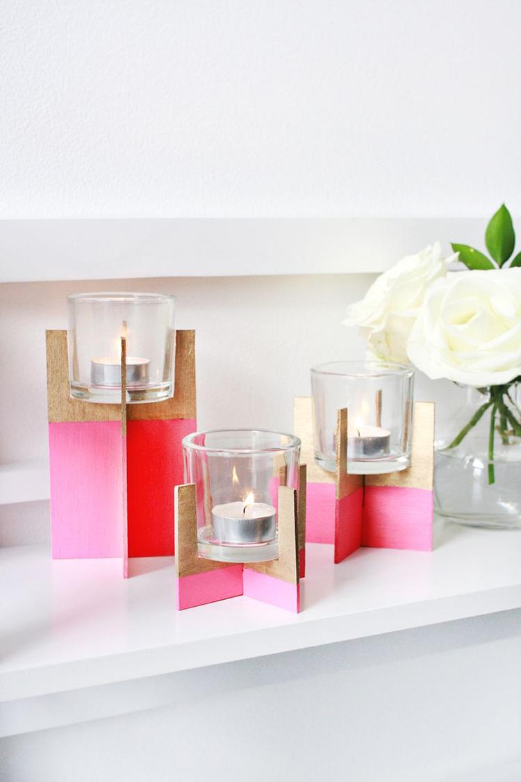 diy-portavelas-de-madera-y-cristal-colores-pastel