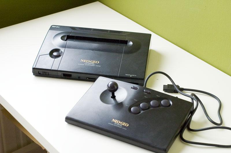 Qual console você acha o mais bonito? - Página 2 Neogeo