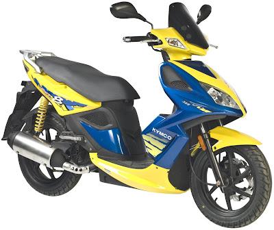 2011-Kymco-Super-8-150