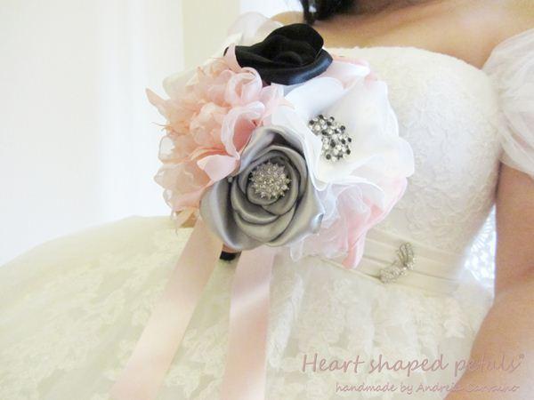 bouquets de noiva originais